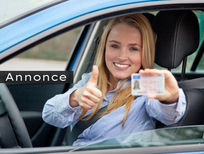 kørekort 17 årige