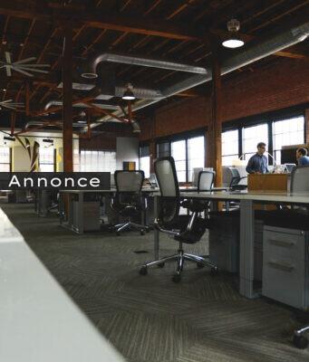 Et kontor